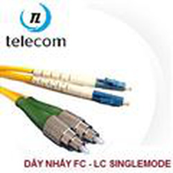 Ảnh số 3: Thông tin sản phẩm - Dây nhảy quang là một đoạn cáp quang Single-mode hoặc Multi-mode, sợi đơn  Simplex hoặc sợi đôi - Duplex, 2 đầu có gắn sẵn đầu k - Giá: 870.000