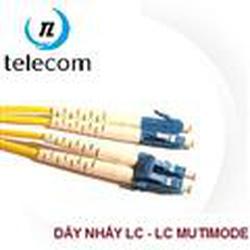 Ảnh số 4: Thông tin sản phẩm - Dây nhảy quang là một đoạn cáp quang Single-mode hoặc Multi-mode, sợi đơn  Simplex hoặc sợi đôi - Duplex, 2 đầu có gắn sẵn đầu k - Giá: 870.000