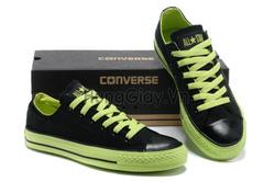 Ảnh số 45: Converse Neon Đen - Giá: 450.000