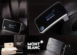 Ảnh số 11: Dây lưng Montblanc - Giá: 395.000