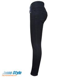 Ảnh số 11: Quần jean nữ cạp cao 2 khuy MNG 0604 - Giá: 350.000