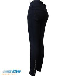 Ảnh số 12: Quần jean nữ cạp cao 2 khuy MNG 0604 - Giá: 350.000