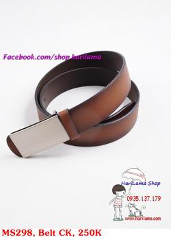 Ảnh số 2: Thắt lưng nam, thắt lưng da nam, địa chỉ mua thắt lưng nam đẹp tại Hà Nội - Harilama Shop - Giá: 123.456.789