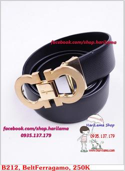 Ảnh số 19: Thắt lưng nam, thắt lưng da nam, địa chỉ mua thắt lưng nam đẹp tại Hà Nội - Harilama Shop - Giá: 123.456.789