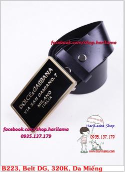 Ảnh số 24: Thắt lưng nam, thắt lưng da nam, địa chỉ mua thắt lưng nam đẹp tại Hà Nội - Harilama Shop - Giá: 123.456.789