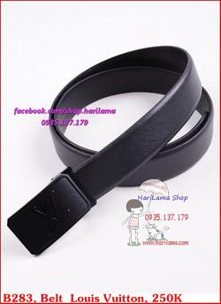 Ảnh số 57: Thắt lưng nam, thắt lưng da nam, địa chỉ mua thắt lưng nam đẹp tại Hà Nội - Harilama Shop - Giá: 123.456.789