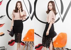 Ảnh số 97: SM915: Ivory, Beige, Purple/ F - Áo sơ mi nữ Hàn Quốc - Giá: 1.240.000
