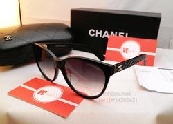 Ảnh số 17: Chanel Mắt Mèo 5288 Q (Chanel Gọng đen mắt mèo) - Giá: 700.000