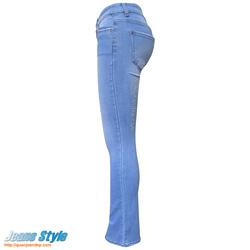 Ảnh số 28: Quần jean nữ ống vẩy 37 - Giá: 420.000