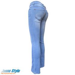Ảnh số 29: Quần jean nữ ống vẩy 37 - Giá: 420.000