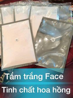 Ảnh số 9: Tắm trắng Face Hoa Hồng huyết thanh collagen - Giá: 180.000