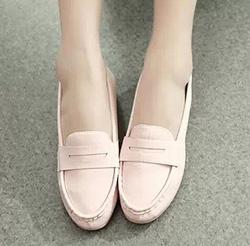 Ảnh số 57: Giày mọi trơn M02 - Giá: 220.000
