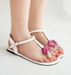 Ảnh số 75: Giày sandals son và môi - Giá: 230.000