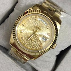 Ảnh số 29: Rolex 3kim mặt to cao cấp - Giá: 1.800.000