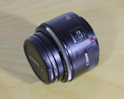 Ảnh số 14: Canon len 50mm f:1.8 - Giá: 1.750.000