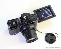 Ảnh số 55: Canon PowerShot G1X - Giá: 7.300.000