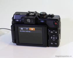 Ảnh số 57: Canon PowerShot G1X - Giá: 7.300.000