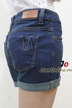 Ảnh số 8: Short jean Mango - 2416. Size 26, 27, 28, 29 - Giá: 195.000