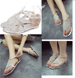 Ảnh số 39: Gi&agravey sandals bệt pha l&ecirc vu&ocircng - 220.000VND - Giá: 220.000