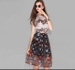 Ảnh số 1: Váy ren dự tiệc LADYROY-19/814 - Giá: 495.000