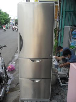 Ảnh số 7: Tủ lạnh HITACHI 365 lít - Giá: 8.000.000