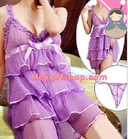 Ảnh số 38: Đầm ngủ D524 - Giá: 140.000