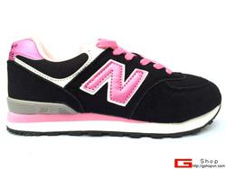 Ảnh số 5: giày nêwbance đen hồng - Giá: 240.000