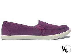 Ảnh số 24: giày slip-on tím - Giá: 180.000