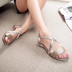Ảnh số 38: Giày sandals dây chéo - Giá: 190.000