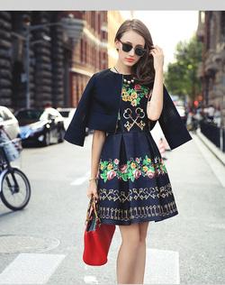 Ảnh số 17: Áo khoác và váy LadyRoy-06/1014 - Giá: 970.000