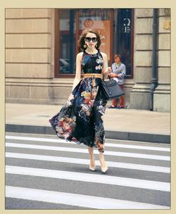 Ảnh số 14: Váy maxi  lụaLadyroy - 08/1014 - Giá: 540.000