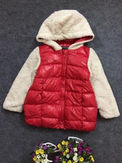 Ảnh số 15: Áo phao lông cừu - Giá: 10.000