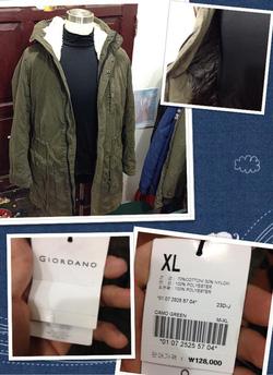 Ảnh số 22: jacket military korean - Giá: 820.000