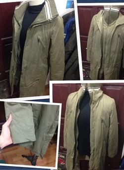 Ảnh số 23: jacket military xuất nga - Giá: 780.000