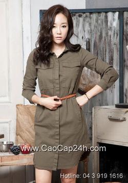 Ảnh số 5: Váy liền thân Hàn Quốc 190821 - Giá: 3.850.000