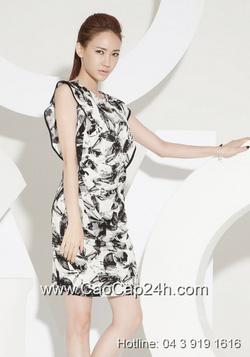 Ảnh số 6: Váy liền thân Hàn Quốc 190822 - Giá: 2.080.000
