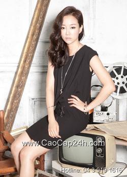 Ảnh số 9: Váy liền thân Hàn Quốc 190825 - Giá: 3.690.000
