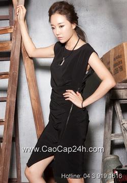 Ảnh số 12: Váy liền thân Hàn Quốc OPS5968 - Giá: 4.930.000