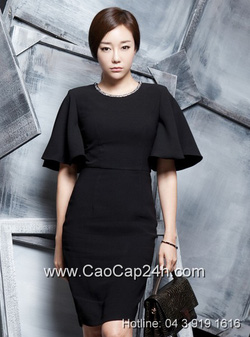 Ảnh số 14: Váy liền thân Hàn Quốc OPS5969 - Giá: 1.960.000