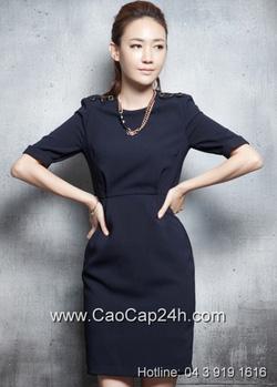 Ảnh số 15: Váy liền thân Hàn Quốc OPS5970 - Giá: 1.790.000