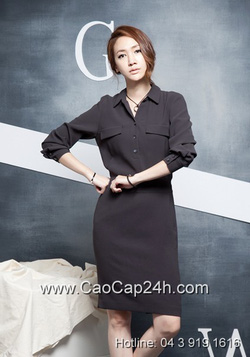 Ảnh số 21: Váy liền thân Hàn Quốc 061002 - Giá: 4.250.000