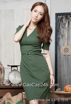 Ảnh số 1: Váy liền thân Hàn Quốc 190824 - Giá: 2.700.000