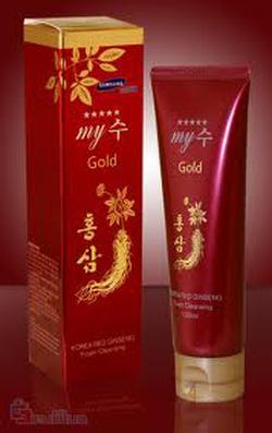 Ảnh số 35: Sữa rửa mặt Sâm Hàn quốc - Giá: 95.000