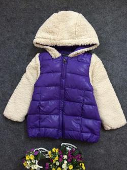 Ảnh số 11: Áo phao lông cừu - Giá: 10.000