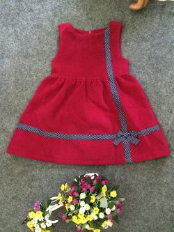 Ảnh số 71: Váy dạ chữ thập - Giá: 10.000