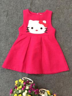 Ảnh số 79: Váy dạ kitty - Giá: 10.000