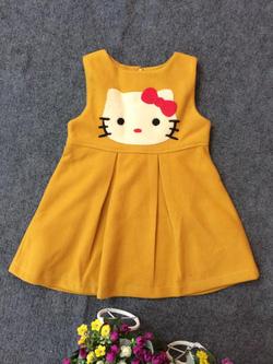 Ảnh số 81: Váy dạ kitty - Giá: 10.000
