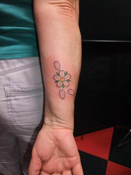 Hãy sở hữu những hình xăm dễ thương, ý nghĩa cho riêng mình nha các bạn. I Love Tattoo. , Ảnh số 11