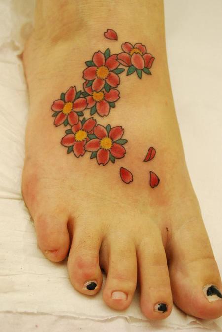 Hãy sở hữu những hình xăm dễ thương, ý nghĩa cho riêng mình nha các bạn. I Love Tattoo. , Ảnh số 13