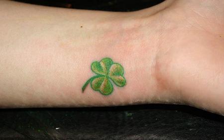Hãy sở hữu những hình xăm dễ thương, ý nghĩa cho riêng mình nha các bạn. I Love Tattoo. , Ảnh số 18